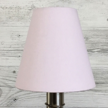 Wilma Candle Shade Pink